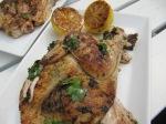 Halv grillad kyckling
