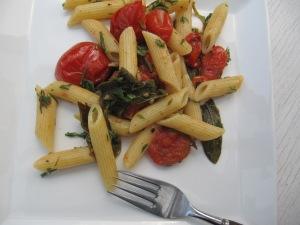 Pasta tomat